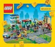 LEGO Endkundenbroschüre 1. Halbjahr 2021