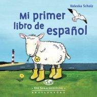 Mi primer libro de español (Blick ins Buch)