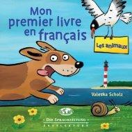 Mon premier livre en français – Les animaux (Blick ins Buch)