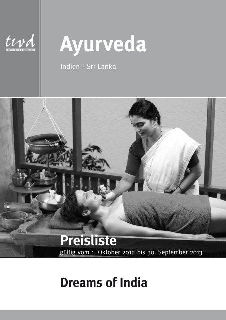 Ayurveda - TCTT GmbH
