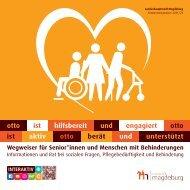 Seniorenwegweiser Landeshauptstadt Magdeburg 2021/22