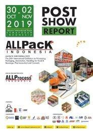 POSTSHOW REPORT ALLPACK 2019