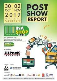 POSTSHOW REPORT INASHOP 2019