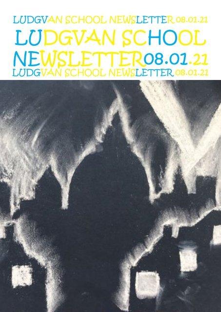 Newsletter 8 08.01.21