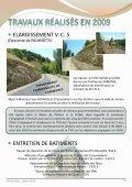 LE MOT DU MAIRE - Mairie de Palhers - Page 4
