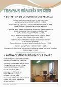 LE MOT DU MAIRE - Mairie de Palhers - Page 5