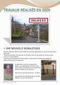 LE MOT DU MAIRE - Mairie de Palhers - Page 7