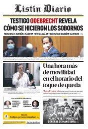 Listín Diario 09-01-2021