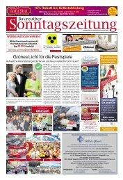 2020-01-10 Bayreuther Sonntagszeitung