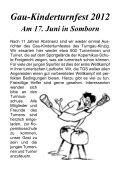 Neues Kursangebot - Turngesellschaft Somborn - Page 2
