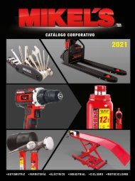 CATALOGO CORPORATIVO MIKELS 2021