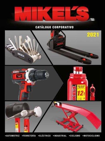 CATALOGO CORPORATIVO MIKELS 2021