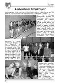 Vereinszeitschrift der Turngesellschaft 1888 e.V. Somborn ... - Page 6