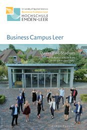 Business Campus Leer 2020