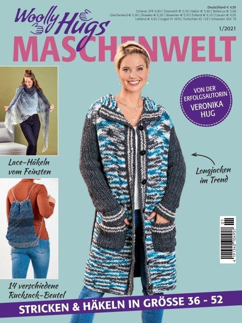 Woolly Hugs Maschenwelt Nr. 1/2021