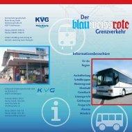 Der Grenzverkehr - KVG