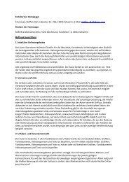Haftungsausschluss - SOM Brandschutztechnik