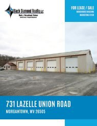 731 Lazelle Union Road Marketing Flyer