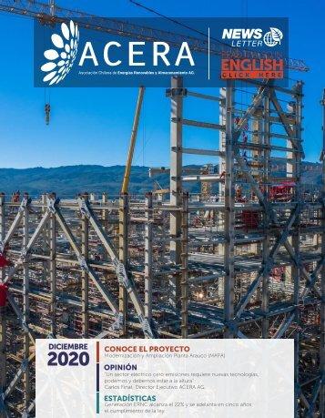Newsletter ACERA - Diciembre 2020
