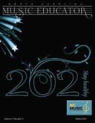 NCMEA Winter 2021