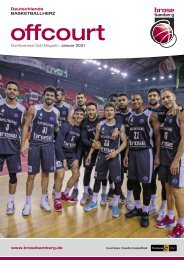offcourt - Das Business Club-Magazin