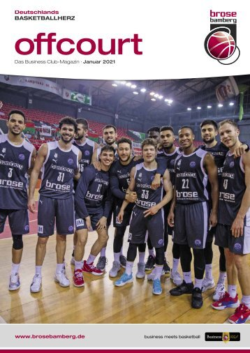 offcourt - Das Business Club-Magazin