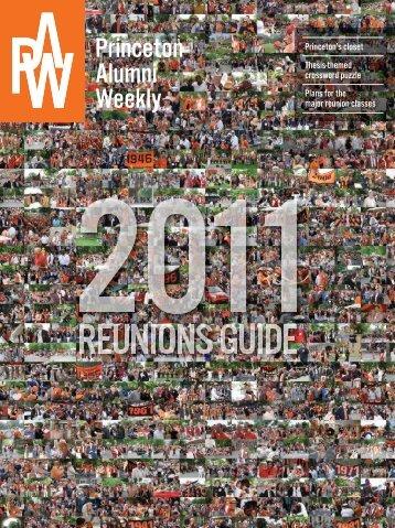 Princeton Alumni Weekly - Princeton University