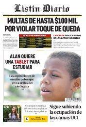 Listín Diario 12-01-2021