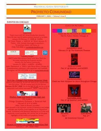 Volume 1 Issue 5 - National Louis University