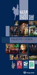Kulturkalender Haldensleben 2021