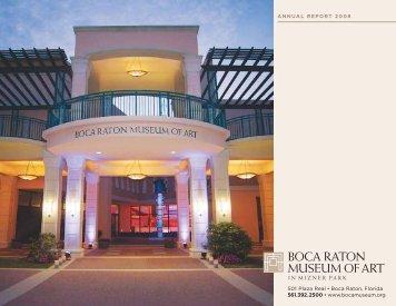 Layout 4 - Boca Raton Museum of Art