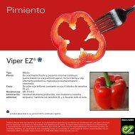 Leaflet Pepper Viper