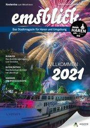 Emsblick-Haren Heft 60 (Januar/Februar 2021)