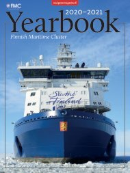 Finnish Maritime Cluster Yearbook 2020 -2021
