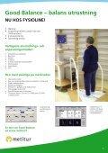2008 THERA VITAL GOOD BALANCE FYSIOLINE COMPACT PRO ... - Page 5