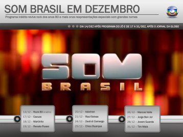 SOM BRASIL EM DEZEMBRO - EPTV Comercial