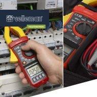 Velleman - Multimeters 2021 - PT