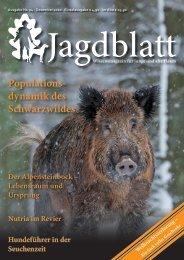 2020-04 Jagdblatt Hundeführer in der Seuchenzeit