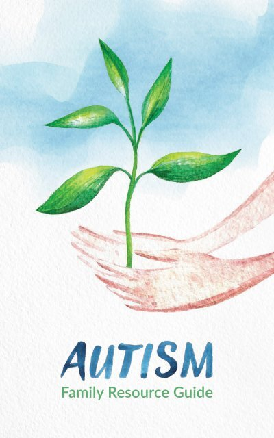 Autism Family Resource Guidebook