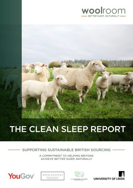 Clean Sleep Report UK 2020