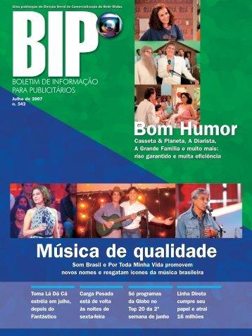 Linha Direta - Comercial Rede Globo