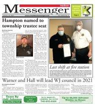 Madison Messenger - January 10th, 2021