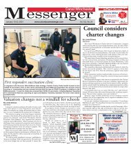 Canal Winchester Messenger - January 10th, 2021