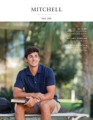 Fall 2020 Mitchell Magazine