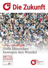 BVMW-Magazin »Die Zukunft«