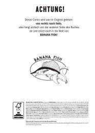 Banana Fish Ultimative Edition Band 7 (Leseprobe) DBANA007