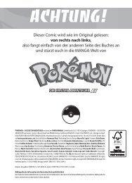 Pokémon - Die Ersten Abenteuer 36 (Leseprobe) DPOKA036
