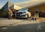 Brochure Vans - Merbag Autofestival 2021