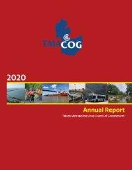 TMACOG 2020 Annual Report