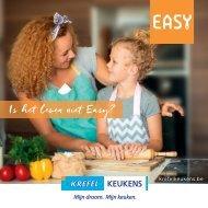 Krëfel Keukens | Easy Keukens